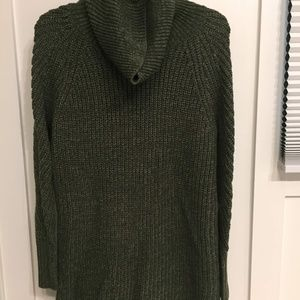 A New Day Tunic Sweater